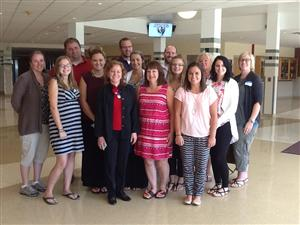 CSCSD New Staff Members