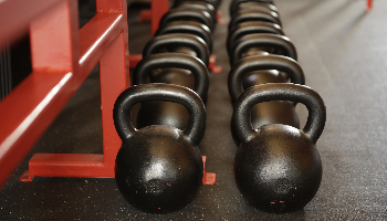 fitness center weights