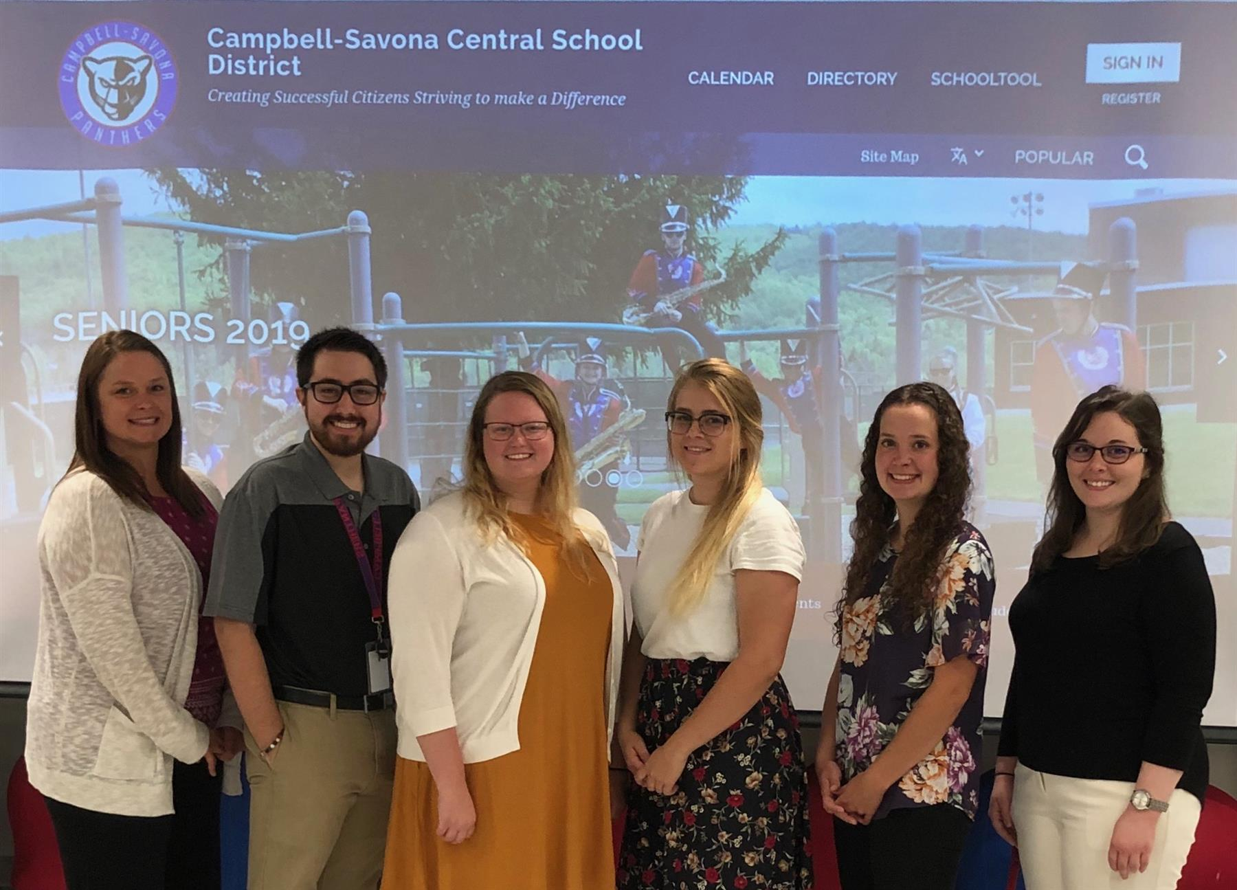 Campbell-Savona Central School District / Homepage